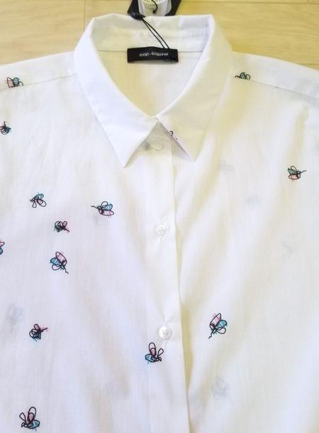 cop海藻プリントシャツ5