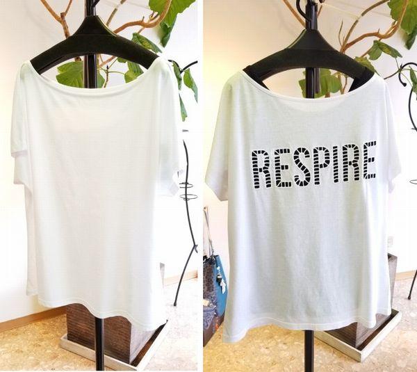 copRESPIAIR Tシャツ3