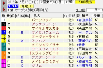 18青竜S