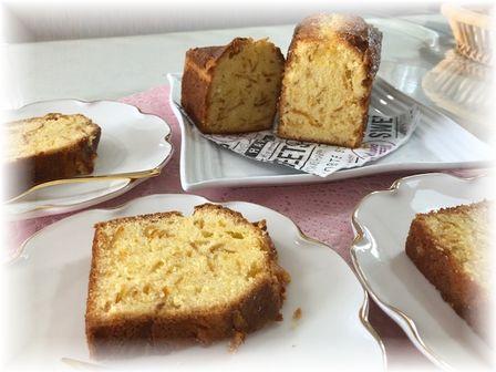 180416 オレンジケーキ