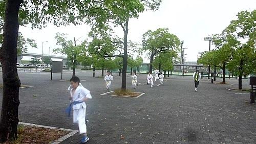 稽古前トレーニング_Moment(2)