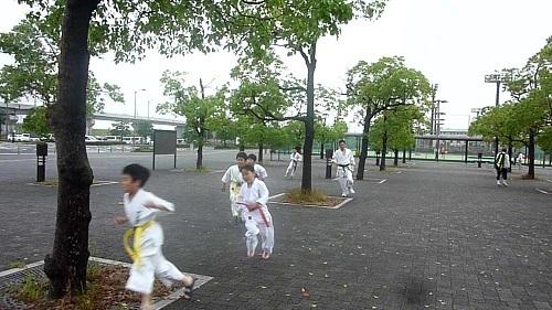 稽古前トレーニング_Moment(3)