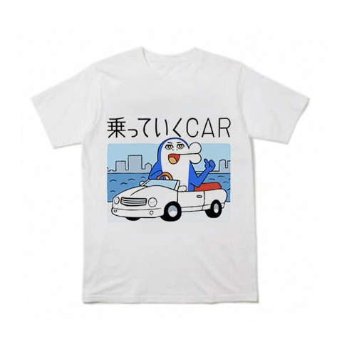 イルカくんTシャツ(group_inou)