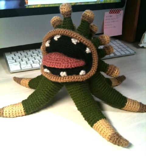 編みぐるみニットのモルボル