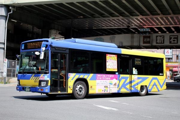 大阪200か3887 6553