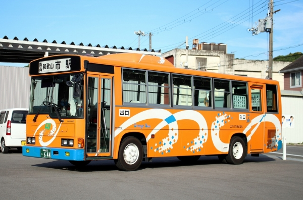 和歌山22き・644