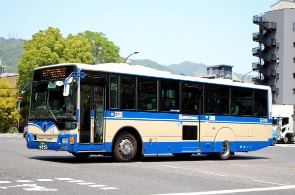 神戸200か4898 598