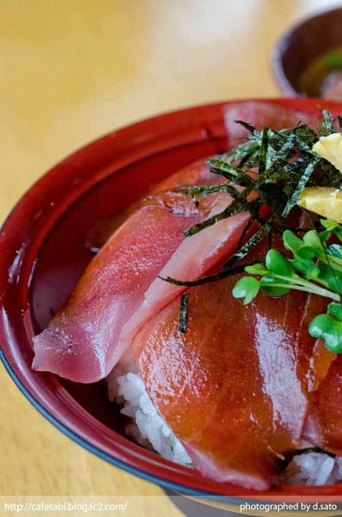 静岡県 富士市 魚河岸 丸天 海鮮丼 ランチ マグロ丼 美味い 新鮮 鉄火丼 カニ汁 料理写真 06