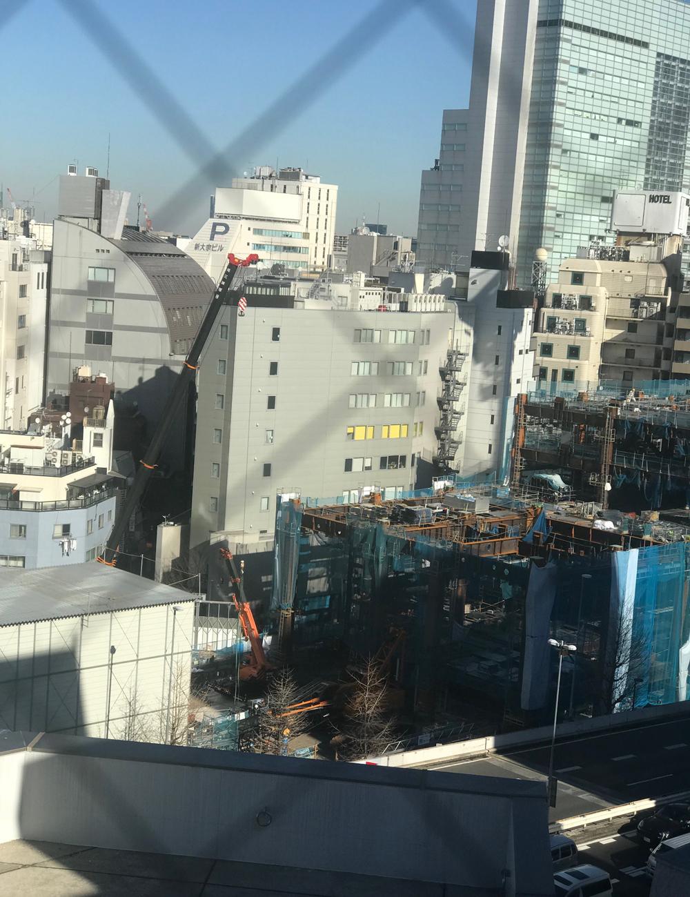大門堂跡地 2017-12-26