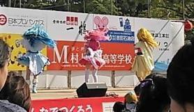 丸亀お城祭りプリキュア