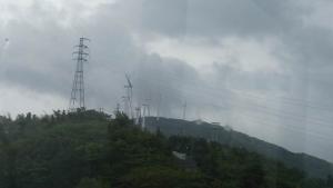伊方 風車
