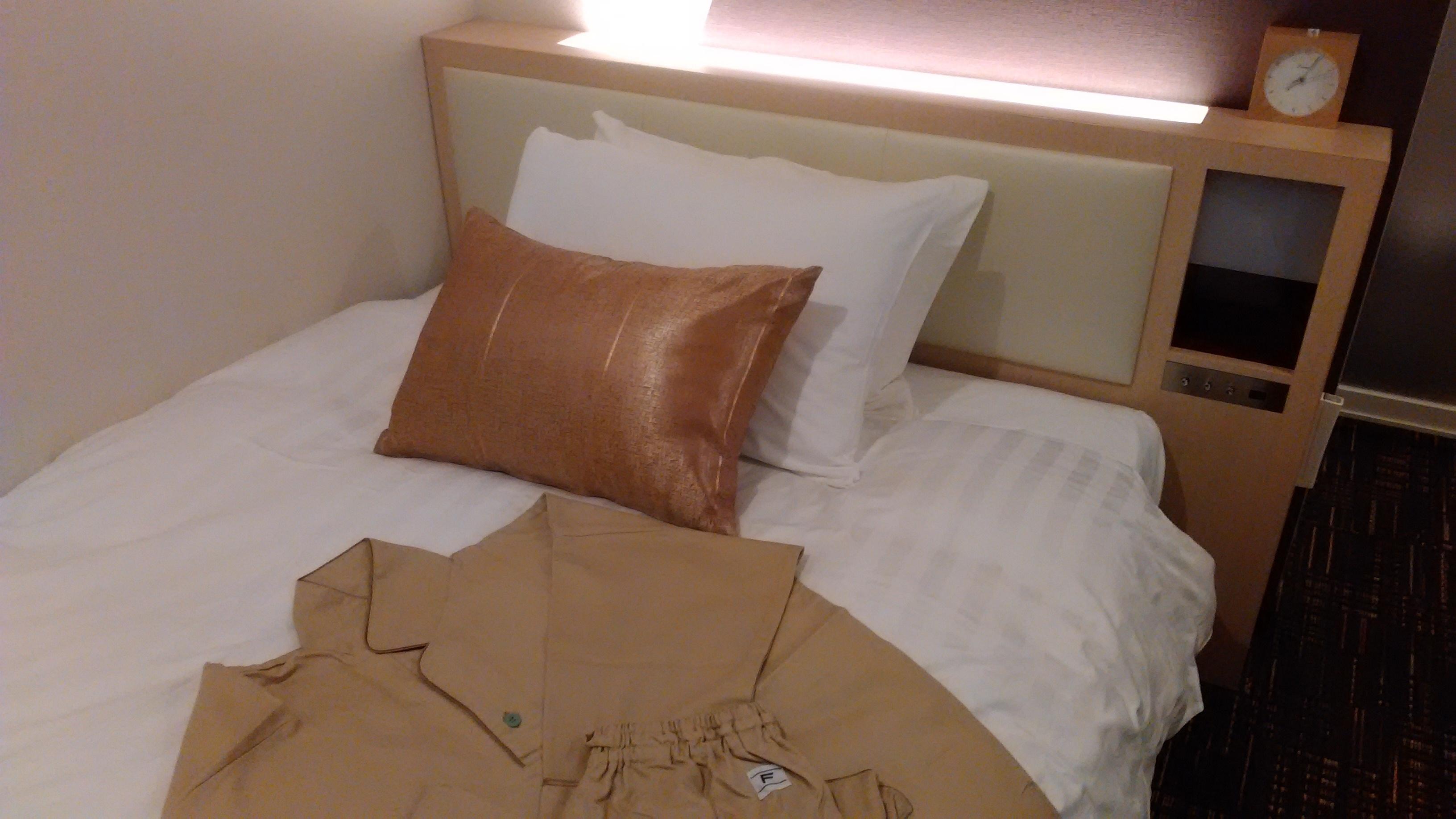 ホテルビスタ金沢 シャワードシングルのお部屋6