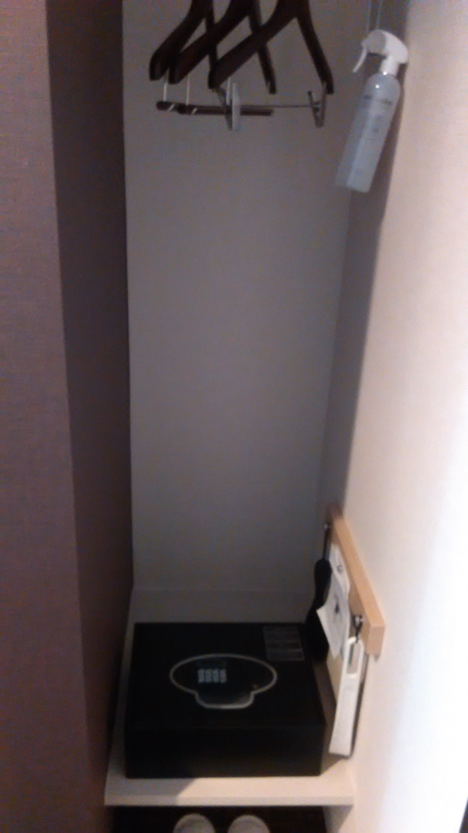 ホテルビスタ金沢 シャワードシングルのお部屋5