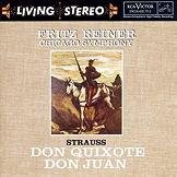 R Strauss Don Quixote, Reiner CSO