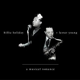 Billie Holiday _ Lester Young ‎– A Musical Romance
