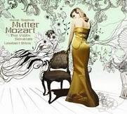 Mozart Violinsonates Mutter Orkis