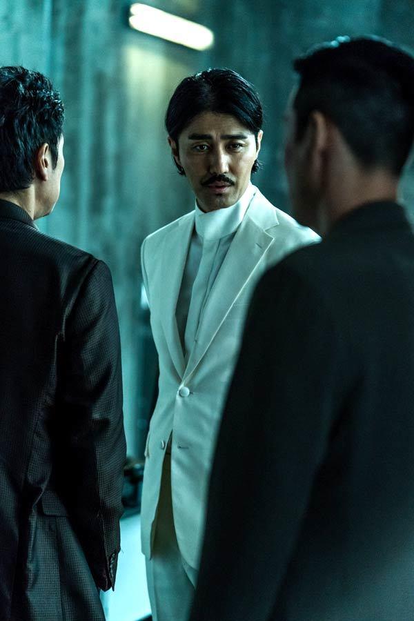 毒戦 チャスンウォン