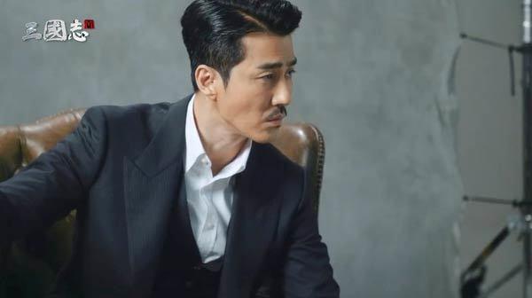 チャスンウォン 三国志M 차승원