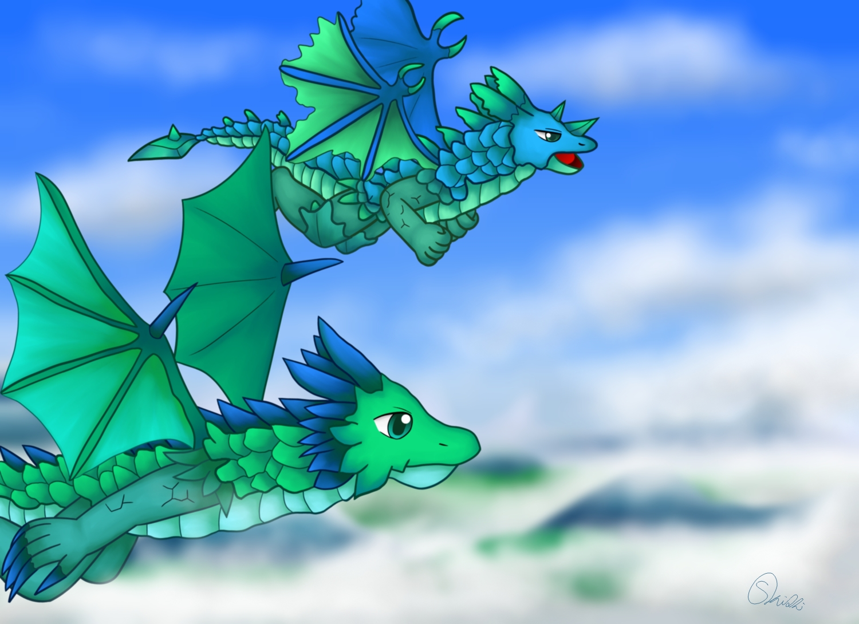 Dragon-Blu-Gre 180119