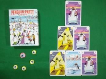 ペンギンパーティゲーム紹介