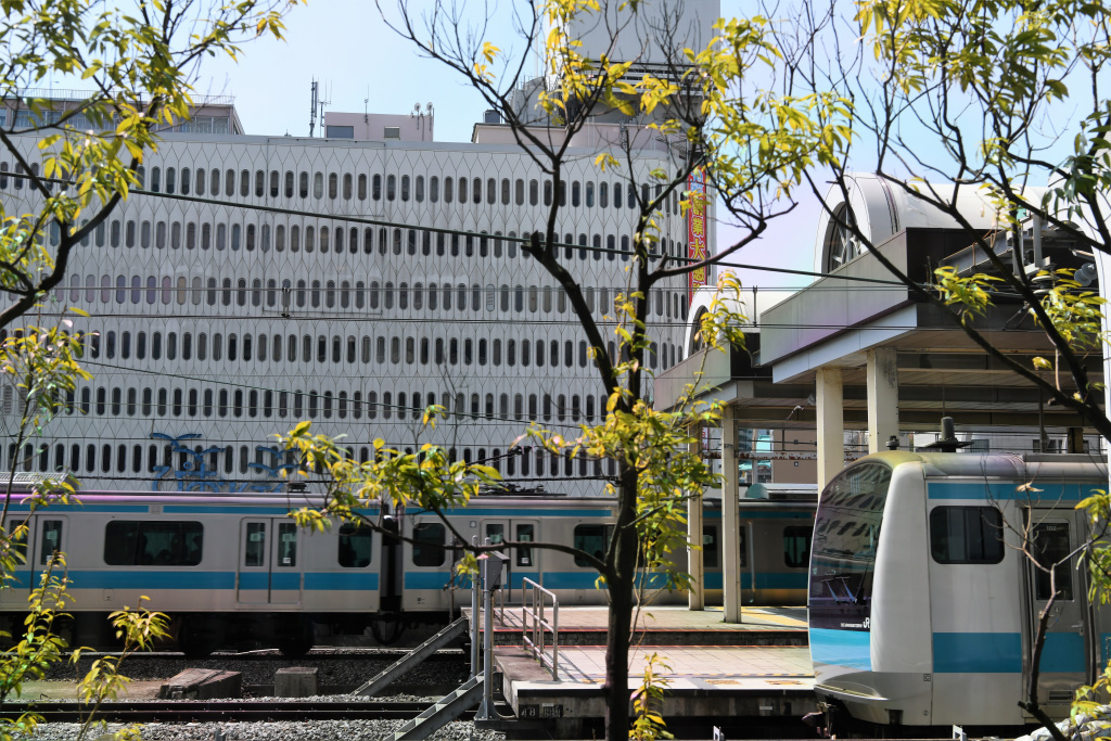 JR桜木町駅 ホーム端