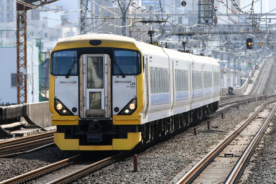 E257系500番台 ホリデー快速 富士山1号 2