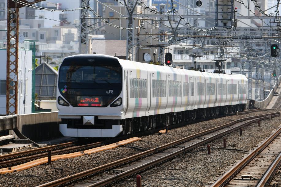 E257系500番台 特急かいじ102号 2