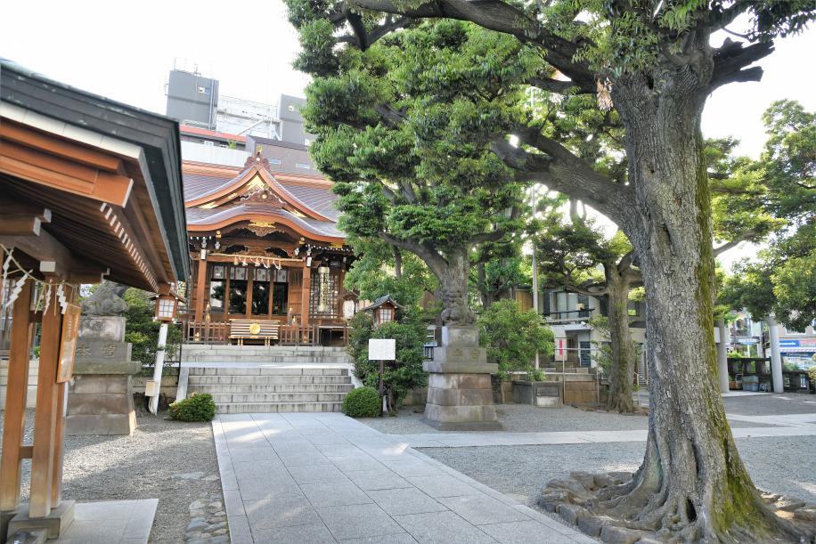 大鳥神社 1