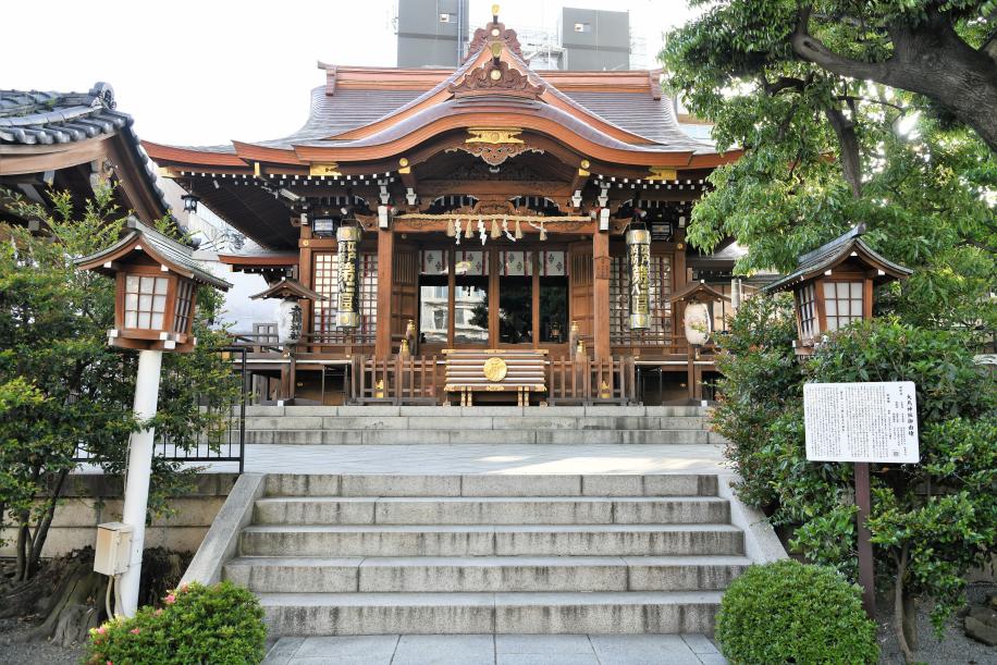 大鳥神社 2