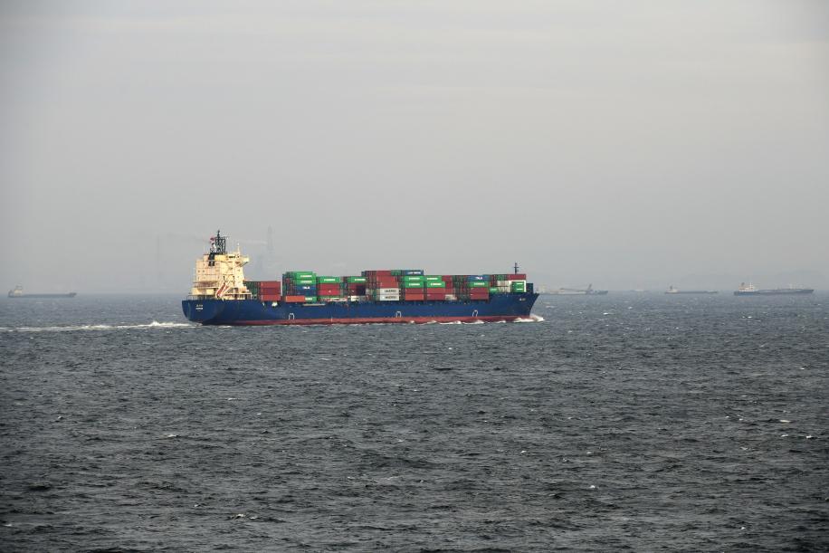 コンテナ船 OLIVIA