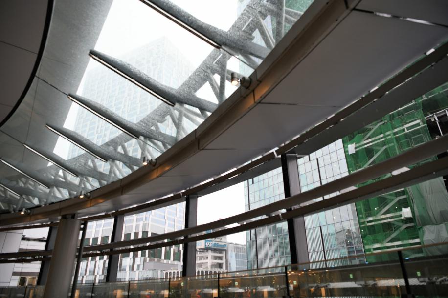 渋谷駅前 超高層ビル 1