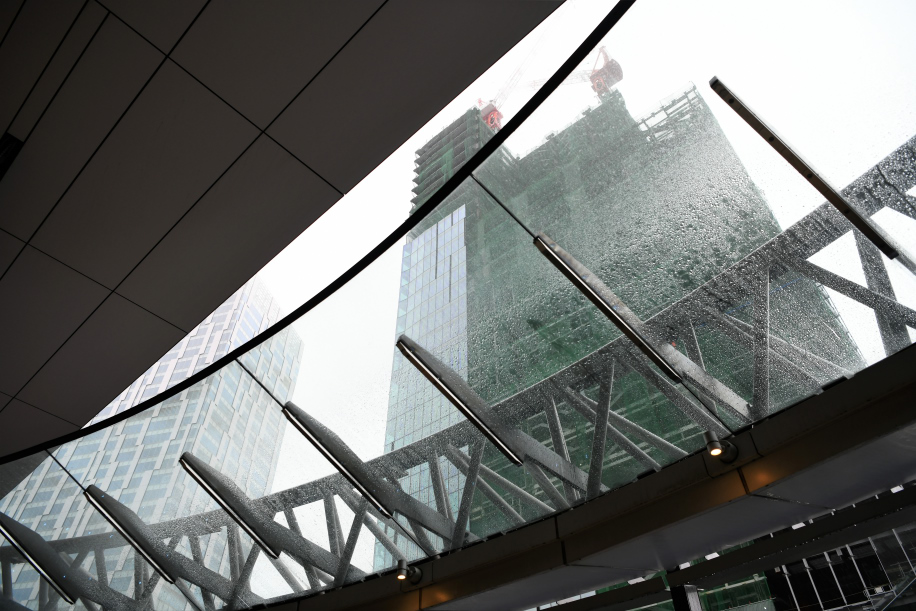渋谷駅前超高層ビル 2