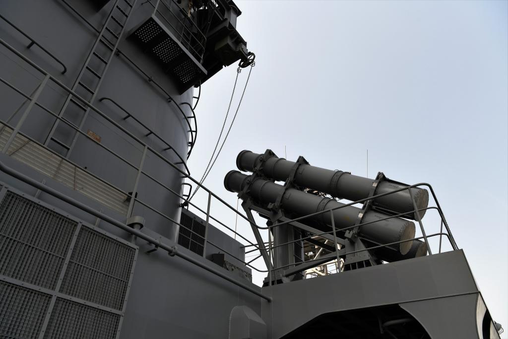 ハープーン 発射管