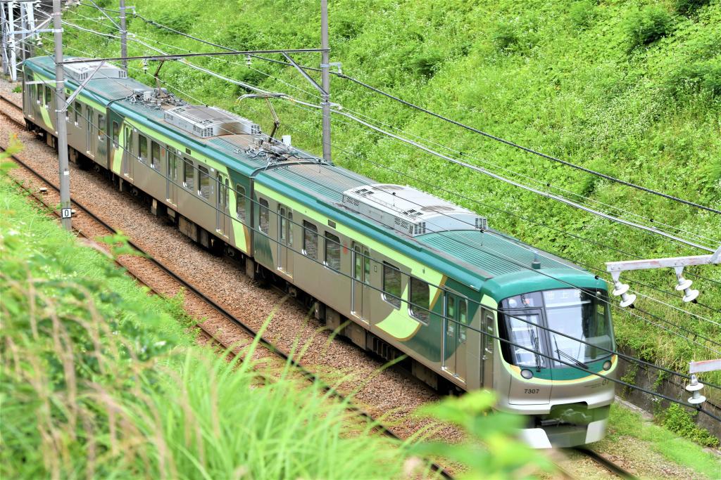 東急7000系 7107F