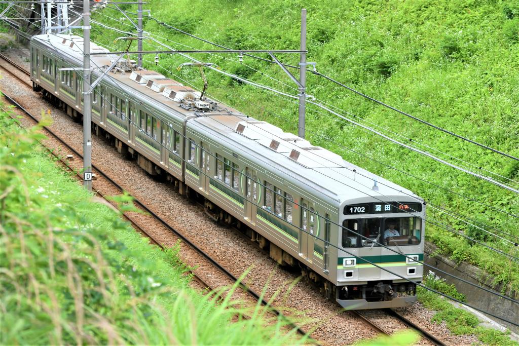 東急1000系1500番台 1502F