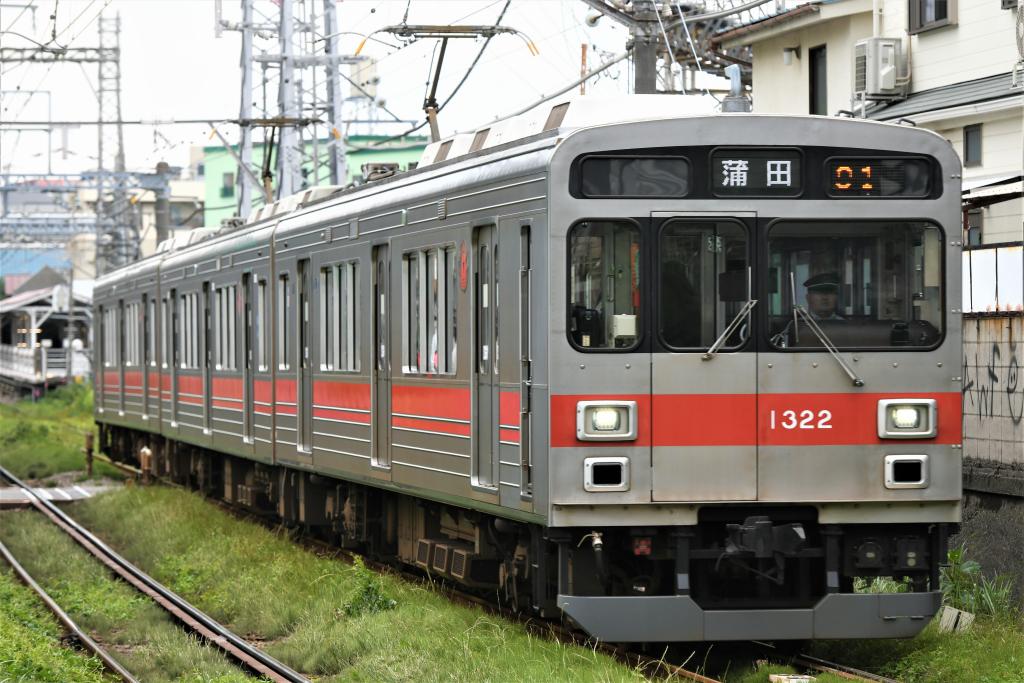 東急1000系 1022F