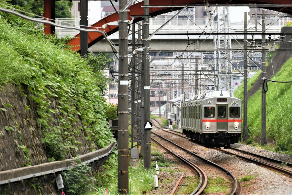 東急7700系 7906F 1