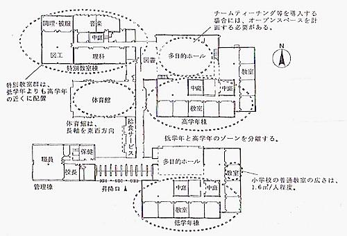 東浦町立緒川小学校