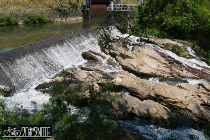 吾妻子の滝