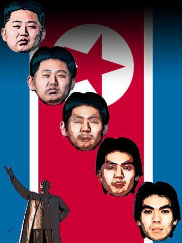 オウム北朝鮮