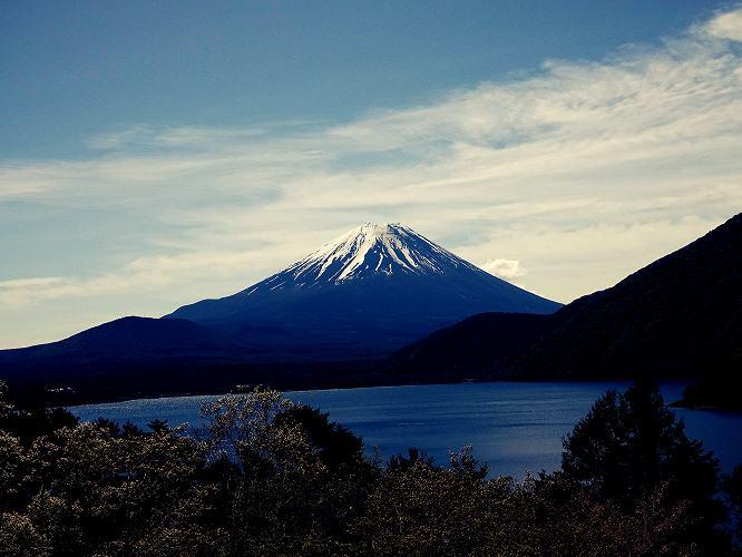 ③本栖湖富士さん