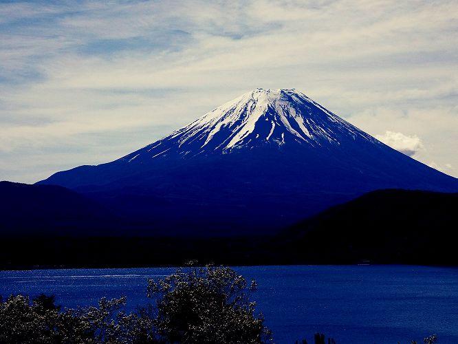 ④本栖富士