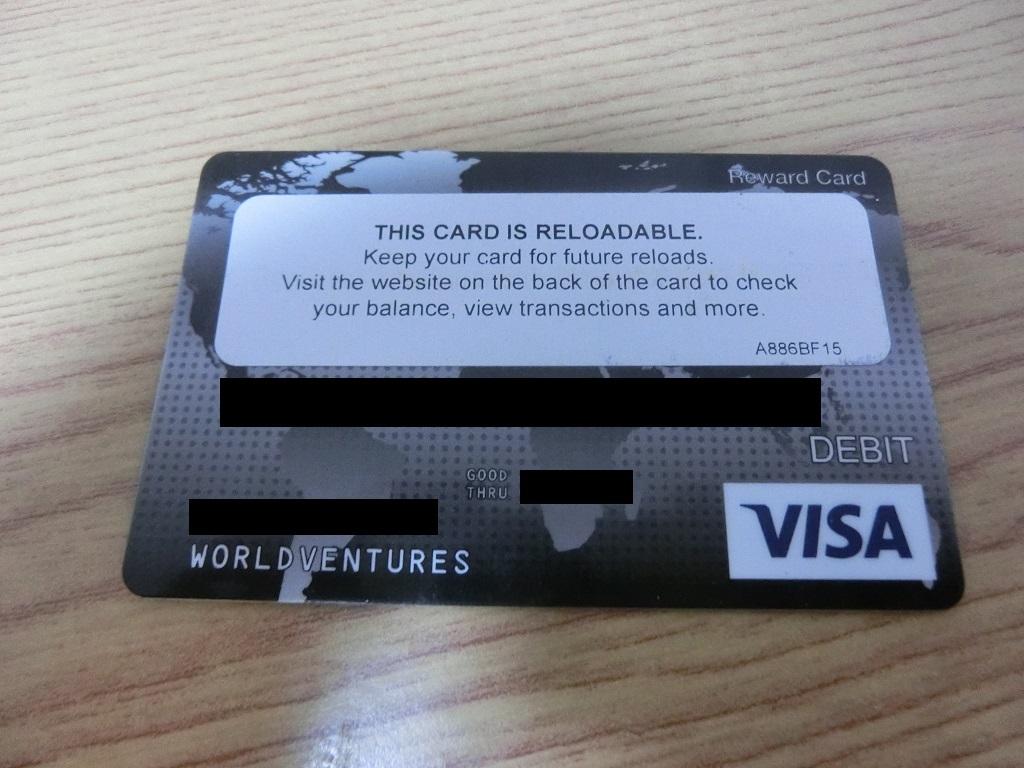 WVカード表