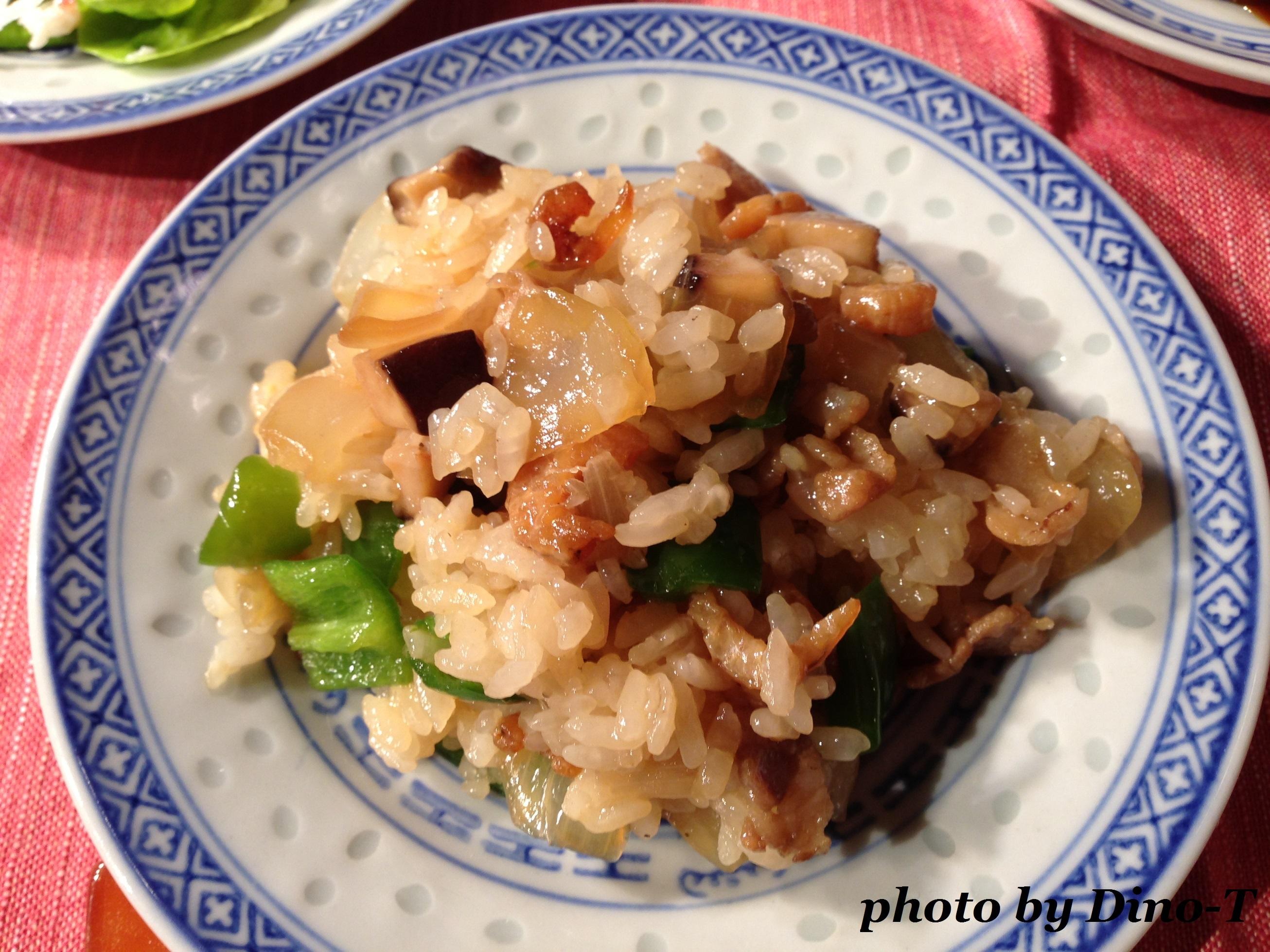 ガーリック炒飯3