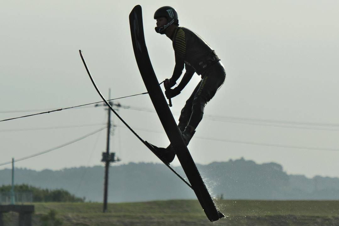 丹羽一颯選手(立4) 2018CS1 M's Jump 3位