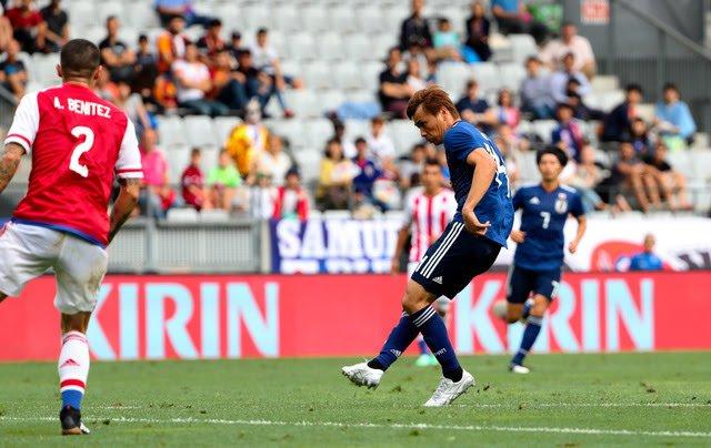 【かったどー!】≪日本 4-2 パラグアイ≫ 日本代表がパラグアイに勝利!!、国際親善試合