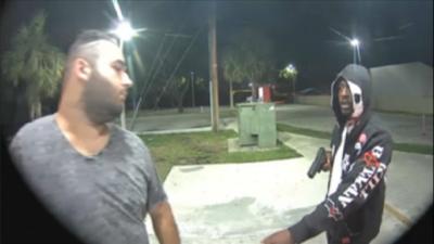 【衝撃!】ATMで銃で脅され反撃・・・還らぬ人となってしまった!