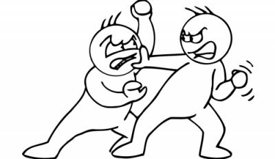 【Fight!】形勢逆転でフルボッコ!