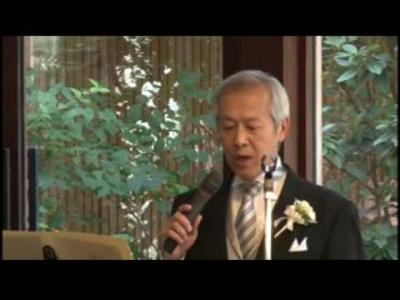 【泣ける!】花嫁の父が歌う「糸」に感動!現役のロックバンドメンバー!