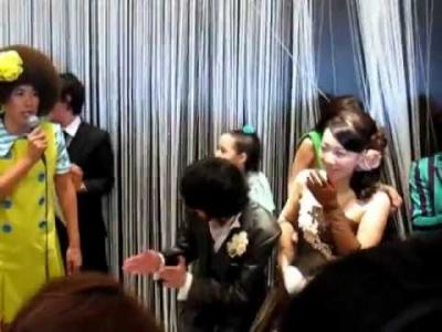 【芸能人サプライズ】矢島美容室、黒木メイサが結婚式に乱入して大パニック!